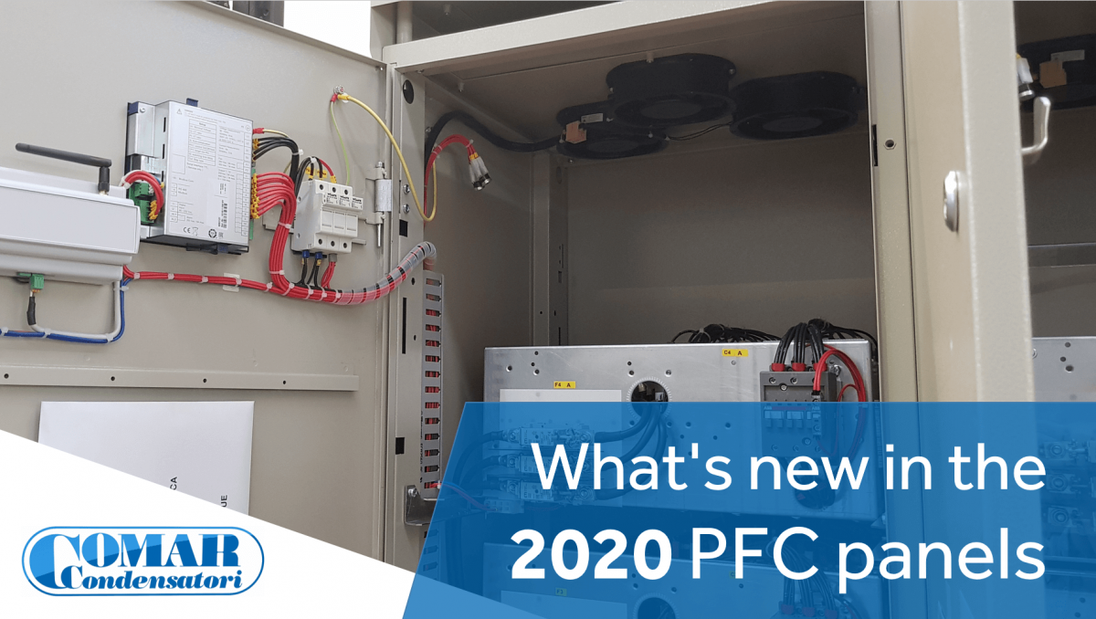 What's new in the 2020 PFC panels